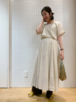 [URBAN RESEARCH Store ルクア大阪店][Mao Muraoka]