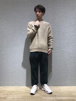 [SENSE OF PLACE テラスモール松戸店][河野 恭兵]