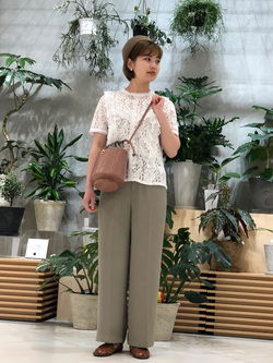 [SENSE OF PLACE セブンパークアリオ柏店][nanako]