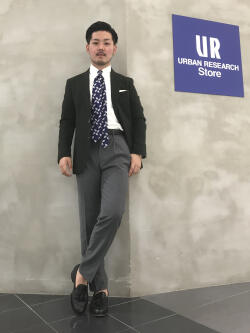 [URBAN RESEARCH Store イオンモール岡山店][keisuke kyomoto]