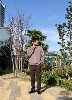 [URBAN RESEARCH iD 渋谷パルコ店][永井  優平]
