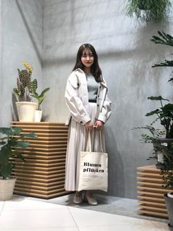 [SENSE OF PLACE セブンパークアリオ柏店][tashiro]