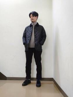 [URBAN RESEARCH ルミネ横浜店][西谷 悠]