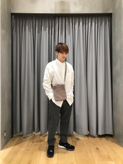 [URBAN RESEARCH Store イオンレイクタウンmori店][湯村 慎基]