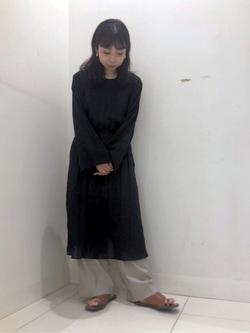 [SENSE OF PLACE くずはモール店][misato]