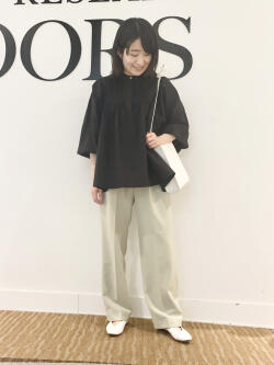[DOORS 京都藤井大丸][穐吉 美沙]
