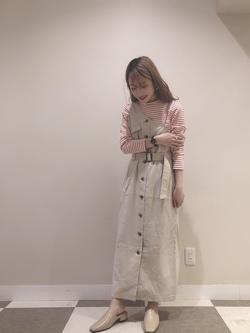 [warehouse 南町田グランベリーパーク店][あーちゃん]