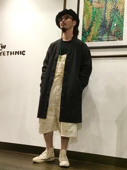 [WORK NOT WORK マルヤガーデンズ店][小澤 陸]