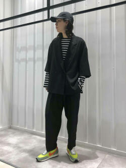[URBAN RESEARCH iD 渋谷パルコ店][佐藤 祐哉]