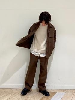 [SENSE OF PLACE 吉祥寺パルコ][satoshi]