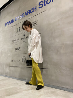 [URBAN RESEARCH Store パルコヤ上野店][いがり]