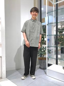 [SENSE OF PLACE イオンモール浜松市野店][菅田 航大]