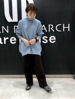 [warehouse 三井アウトレットパーク大阪鶴見店][おすみ]