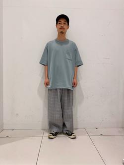 [SENSE OF PLACE イオンモール岡山店][二神 雄太]