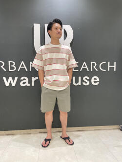 [warehouse 三井アウトレットパーク大阪鶴見店][米倉 祐介]