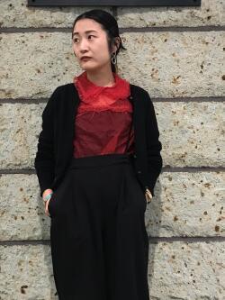 武谷 優子