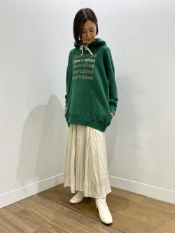 [URBAN RESEARCH Store 東京スカイツリータウン・ソラマチ店][道見 朱夏]