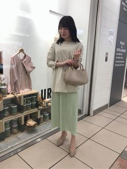 [UR MAKE STORE Echika池袋店][Kyoko]