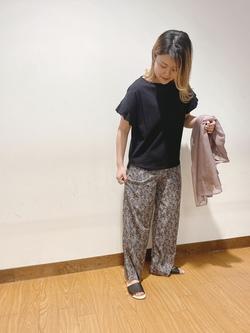 [warehouse 神戸三田プレミアムアウトレット店][西口 優子]