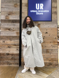 [URBAN RESEARCH Store ららぽーとTOKYO BAY店][土谷 啓介]