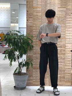 [SENSE OF PLACE イオンモール京都桂川店][菅野 賢志]