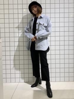 [SENSE OF PLACE イオンモール草津][大場 奈々]