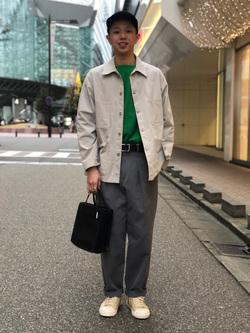 [URBAN RESEARCH 金沢百番街Rinto店][平井 聡吾]