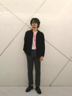 [URBAN RESEARCH COCOSA熊本店][田中 亮大]