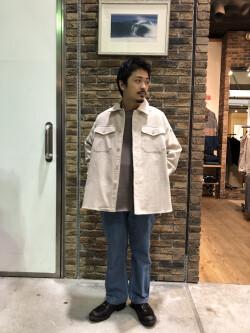 [warehouse 163店][雄大]