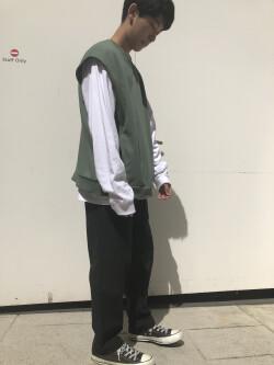 [warehouse 三井アウトレットパークジャズドリーム長島店][岡本 綺宏]