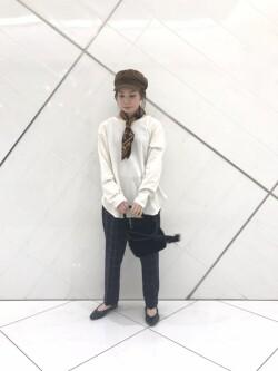 [URBAN RESEARCH COCOSA熊本店][藤原 美里]
