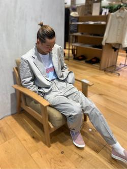 [URBAN RESEARCH Store有明ガーデン][佐藤 匠]