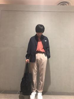 [UR Make Store 熊本鶴屋店][白水 健吾]
