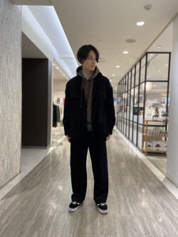 [SENSE OF PLACE 東急プラザ蒲田店][翔]