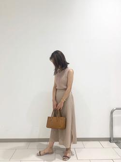 [warehouse 三井アウトレットパーク横浜ベイサイド店][山里 恵]