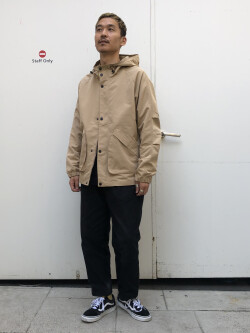 [warehouse 三井アウトレットパークジャズドリーム長島店][金森 諒]