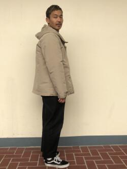 [warehouse 土岐プレミアムアウトレット店][金森 諒]