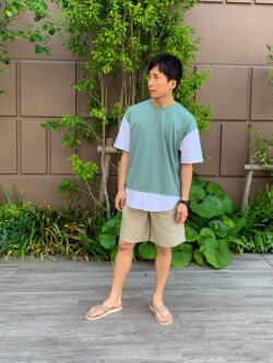 [warehouse 三井アウトレットパーク横浜ベイサイド店][菊池 大介]