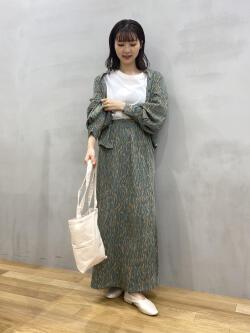 [SENSE OF PLACE ルミネエスト新宿店][りなてぃ]
