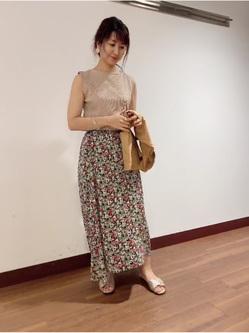 [warehouse 那須ガーデンアウトレット店][Megumi]