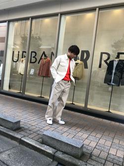 [URBAN RESEARCH 金沢百番街Rinto店][よしだ]