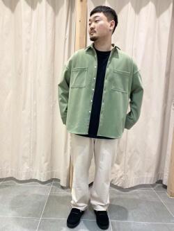 [URBAN RESEARCH Sonny Label  グランエミオ所沢店][荒井 純]