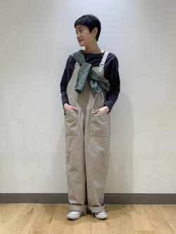 [URBAN RESEARCH Storeタカシマヤゲートタワーモール店][宮部 栞]