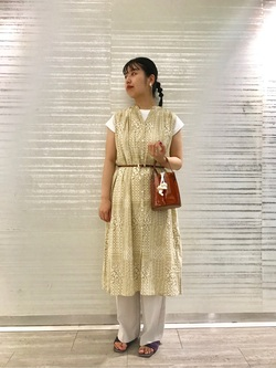 [SENSE OF PLACE 東急プラザ蒲田店][kaori]
