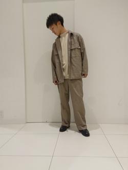 [SENSE OF PLACE イオンモール浜松市野店][小柳 雄太]