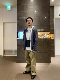 [URBAN RESEARCH Store ルクア大阪店][守安 凌]
