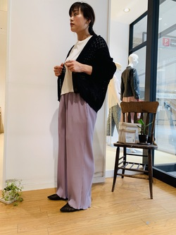 [warehouse 三井アウトレットパーク竜王店][石井 実歩]