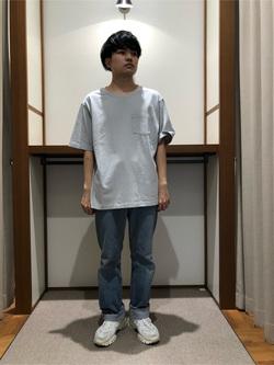 [URBAN RESEARCH 天王寺MIO店][田村 健太]