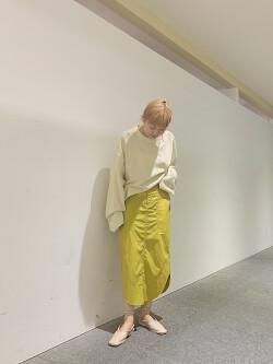 [KBF 天王寺MIO店][山田里菜]