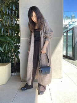 [decor URBAN RESEARCH NEWoMan YOKOHAMA][西田 望]